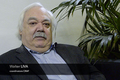Video, intervista a Walter Liva