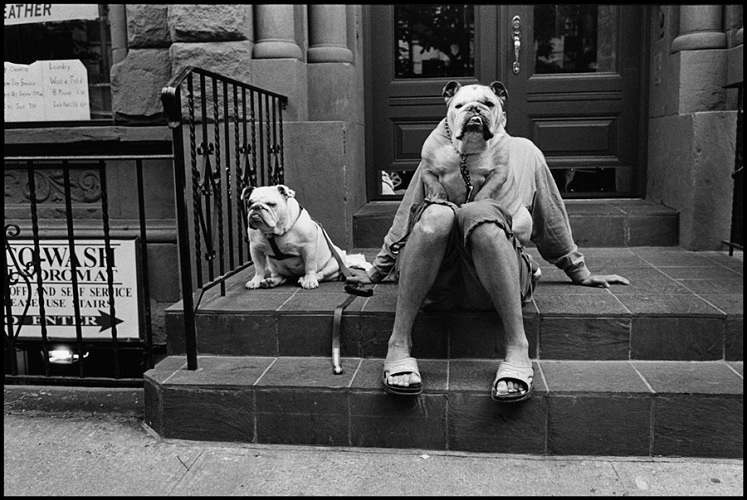 © Elliott Erwitt/Magnum Photos