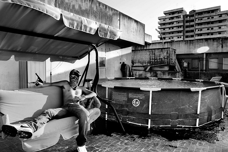 Salvatore Esposito, The Hell of Scampia. © Salvatore Esposito.