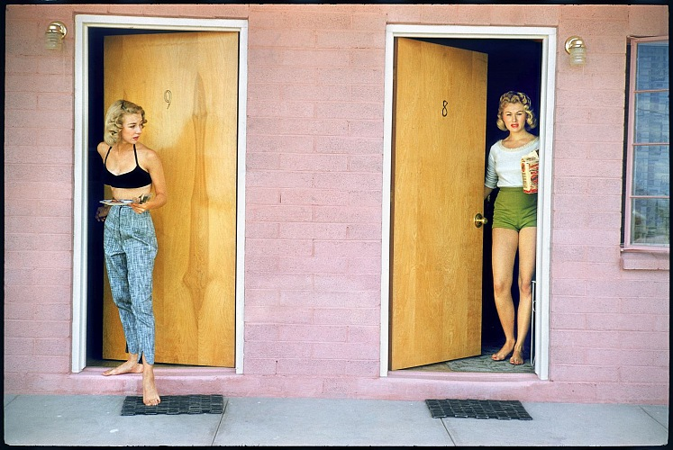 Elliott Erwitt, Las Vegas, Nevada, USA 1957. © Elliott Erwitt/Magnum Photos