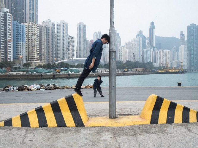 Pierfrancesco Celada, Instagram Pier, Hong Kong. © Pierfrancesco Celada