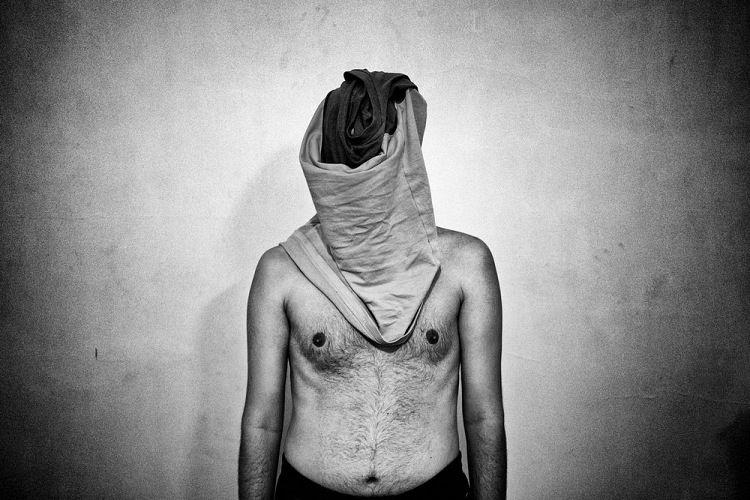 Farshid Tighehsaz, from the series From Labyrinth. One of the three winners of the first edition of New Visions. © Farshid Tighehsaz