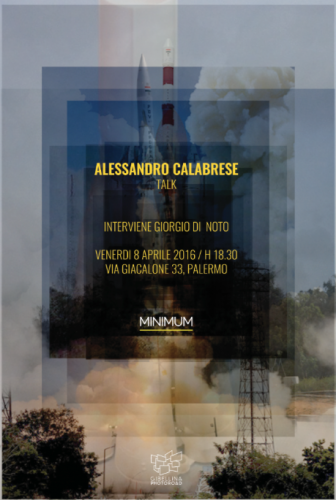 Alessandro Calabrese Talk