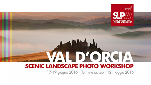 Workshop in Val D'Orcia