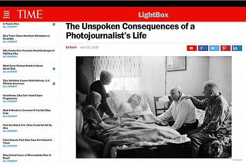 The Unspoken Consequences of a Photojournalist's Life
