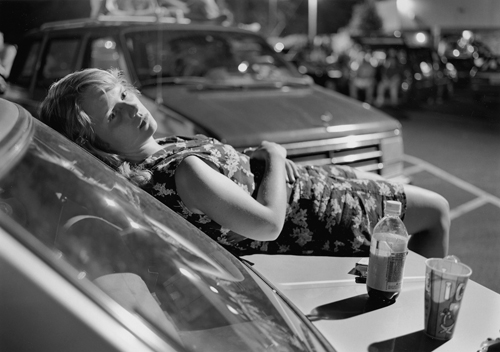 Mark Steinmetz, retrospettiva