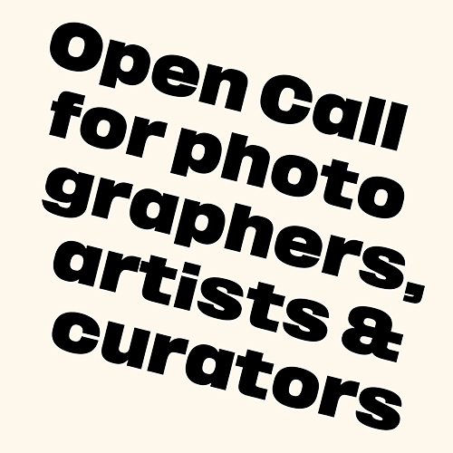 Gibellina Photo Road open call