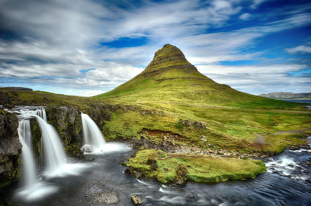 Kirkjufellsfoss, Islanda. © Franco Cappellari.