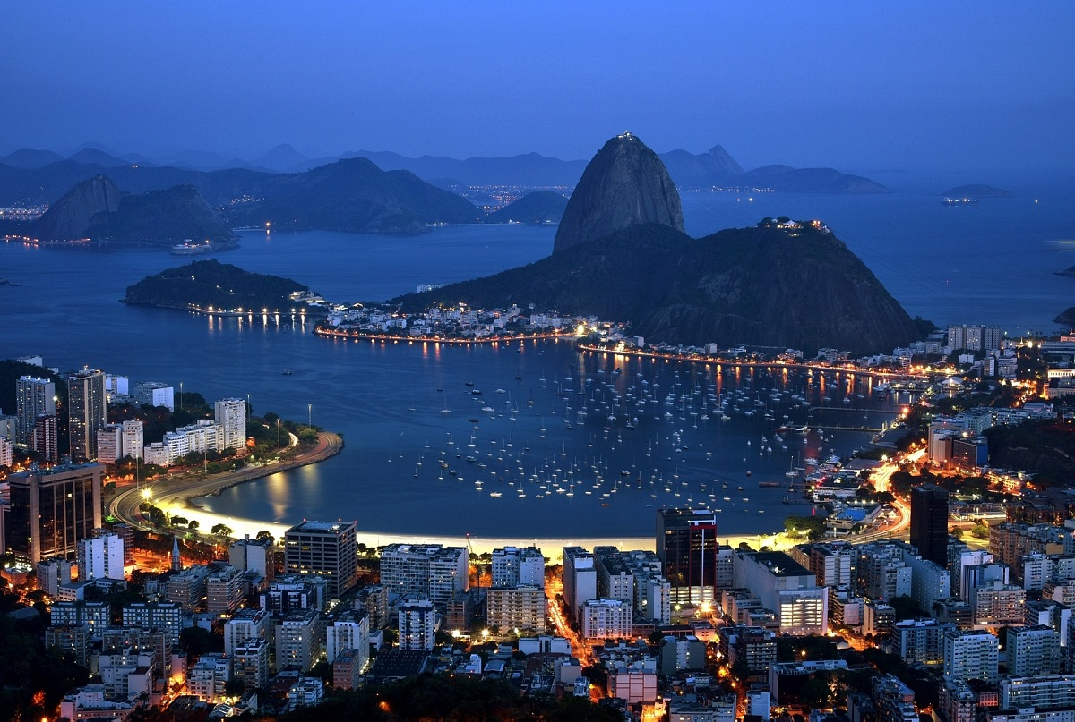 Pan de Azucar, Rio de Janeiro, Brasile. © Franco Cappellari.