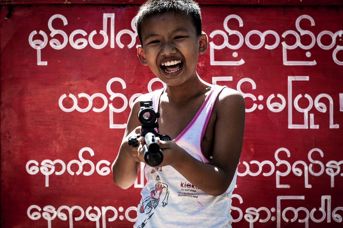 Pegu, regione di Bago, Myanmar. © Roberto Cristaudo.