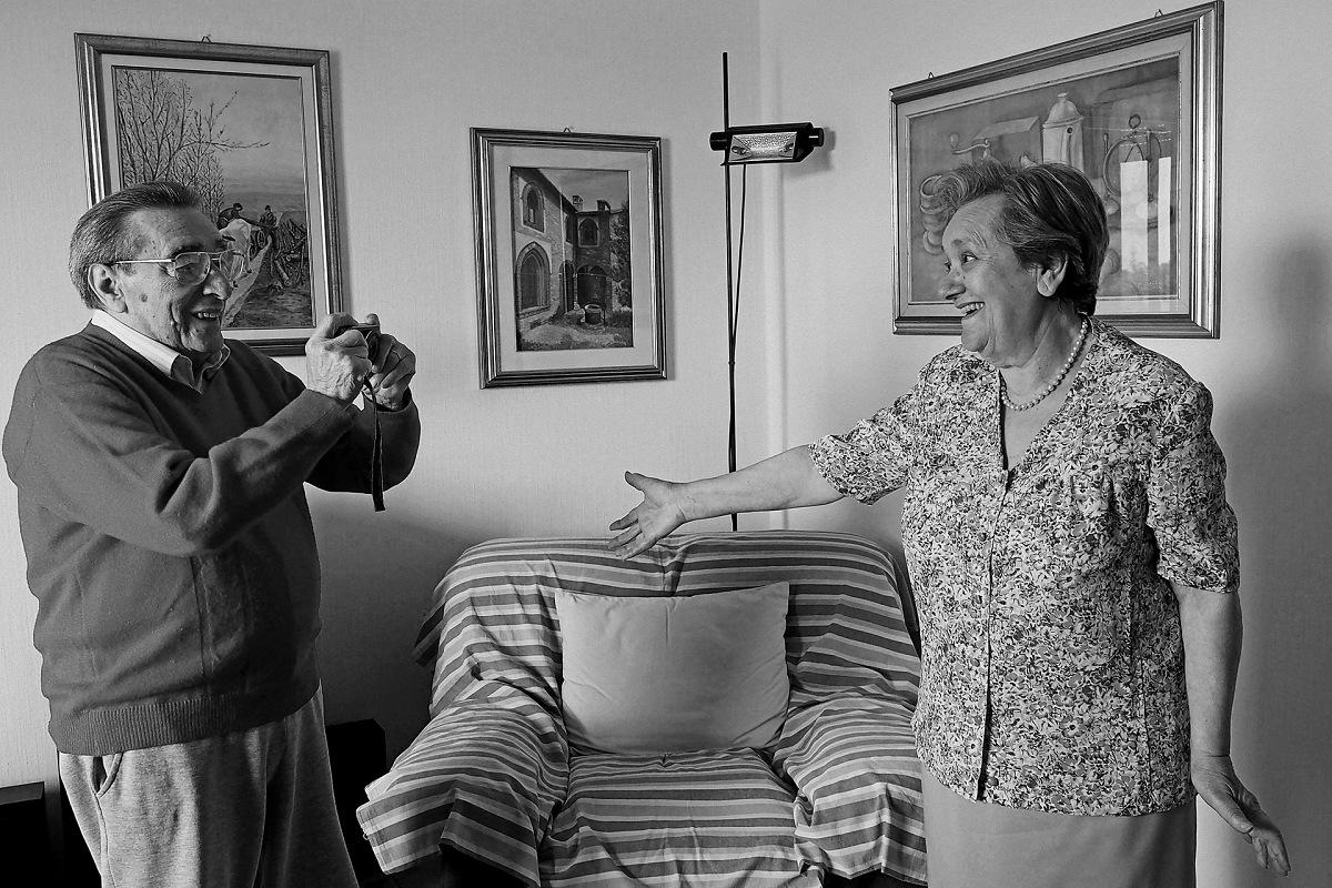 Da Dammi la mano di Graziano Perotti. © Graziano Perotti.