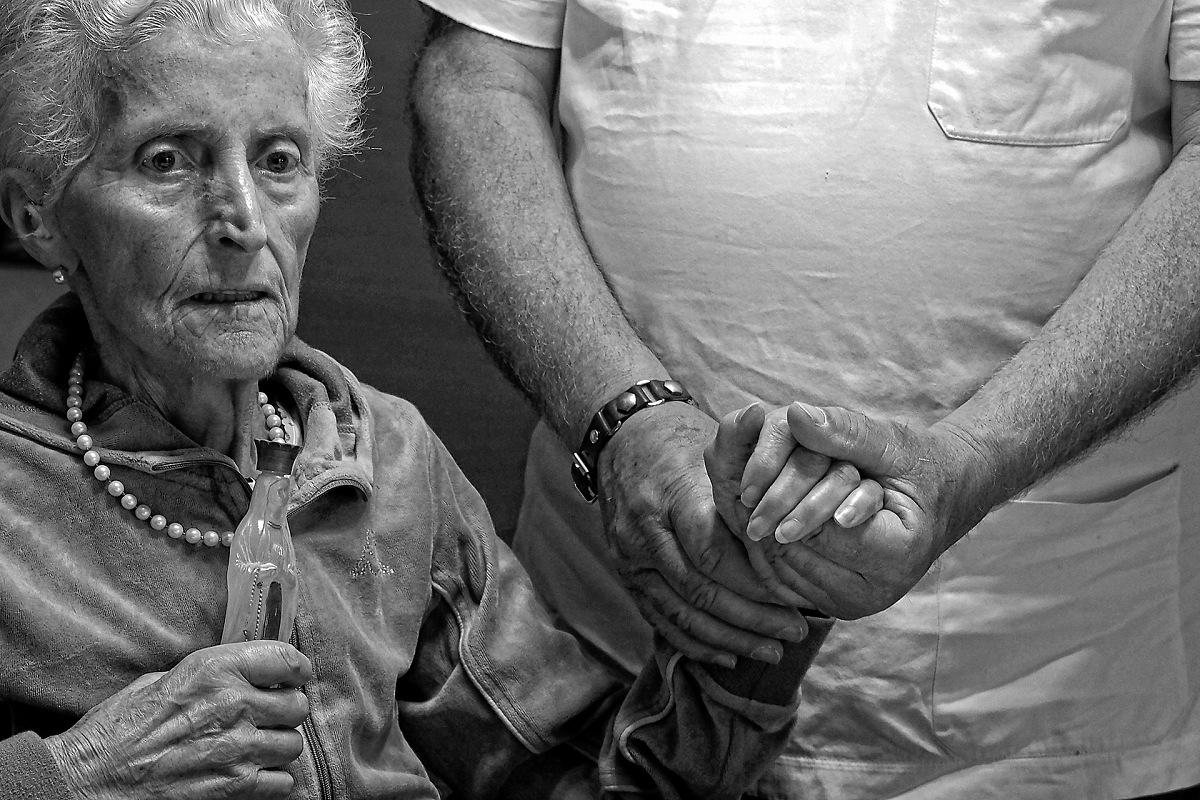 Da Dammi la mano di Graziano Perotti. © Stefano Pia.