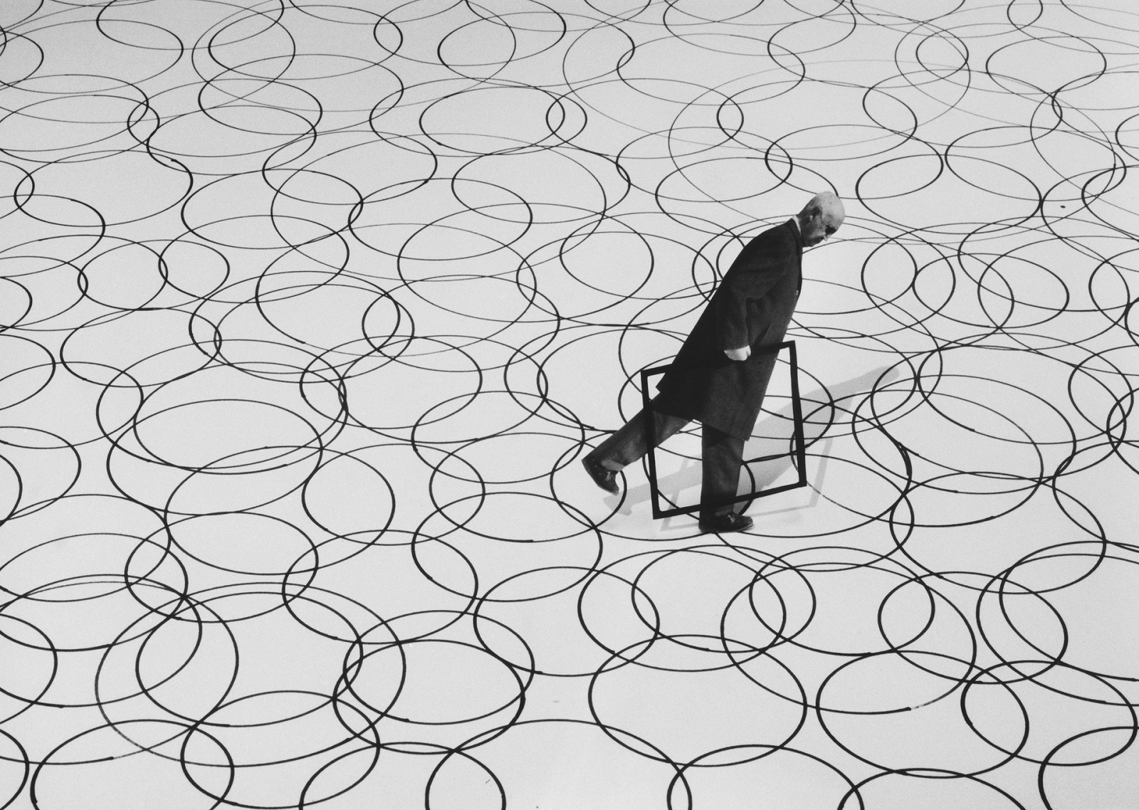 Gilbert,Garcin, La difference. © Gilbert Garcin.