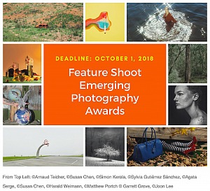 Emerging Photography Awards 2018