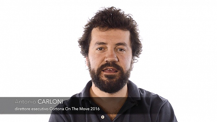 Antonio Carloni, Cortona On The Move 2016 executive director. © FPmag.