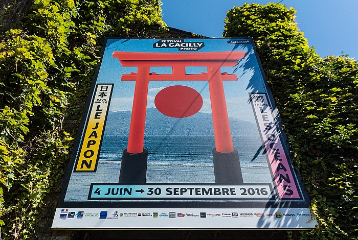 The poster of the Photo Festival La Gacilly 2016 edition. © FPmag.