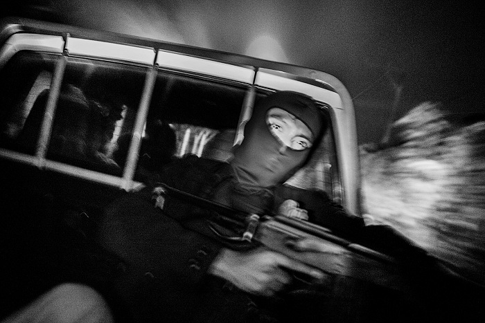 Master Award 2016. Gang Warfare in El Salvador. © Mannu Brabo.