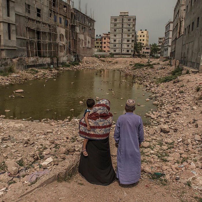 Dalla serie After Rana Plaza. © Ismail Ferdous