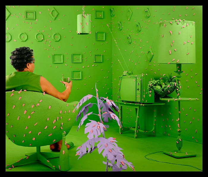 Sandy Skoglund, Germs are everywhere, 1984. © Paci contemporary (Brescia – Porto Cervo, IT