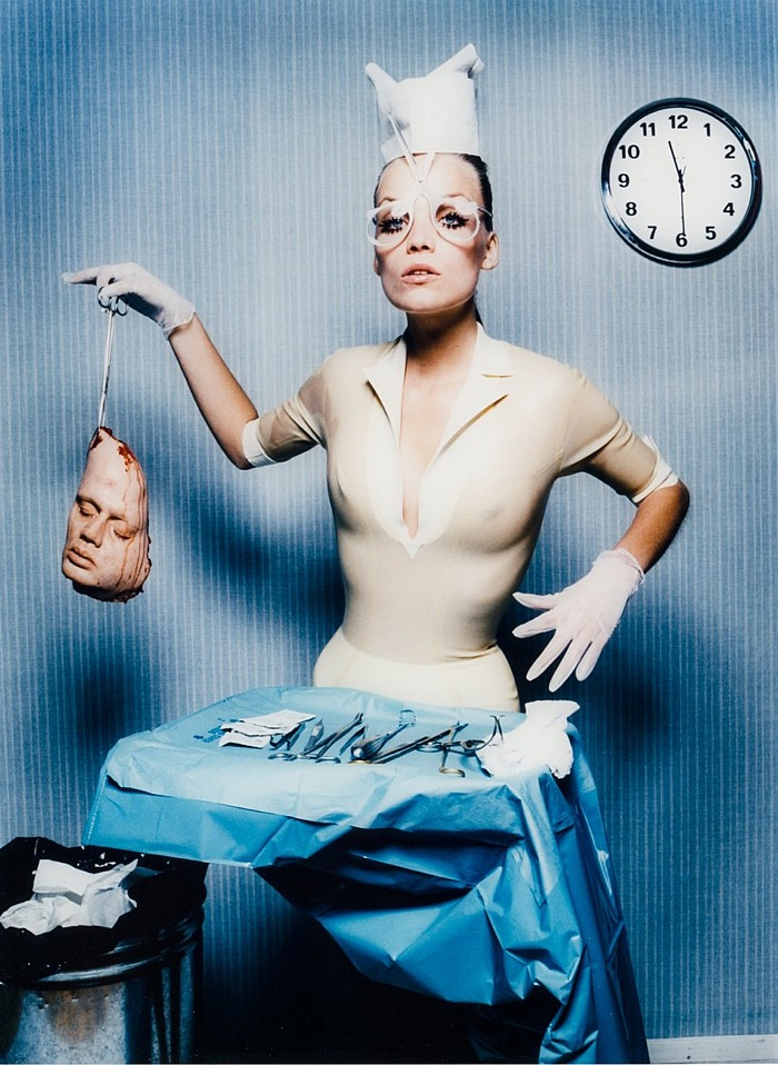 David LaChapelle, Surgery Story. Free consultation, 1997. © David LaChapelle