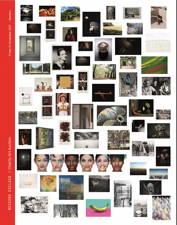 Il catalogo di Nessuno escluso | Charity Art Auction