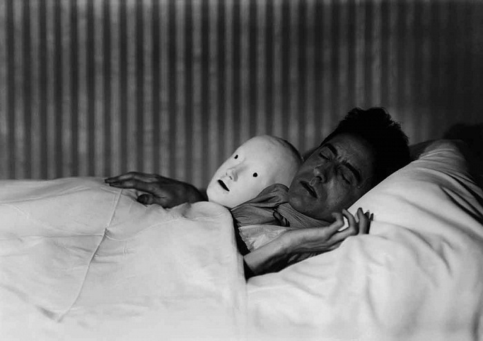 Berenice Abbott, Jean Cocteau, Paris, 1927. © Berenice Abbott/Commerce Graphics/Getty Images. Courtesy of Howard Greenberg Gallery, New York
