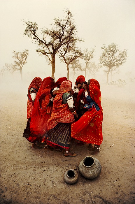 Steve McCurry, Rajasthan, India, 1983. © Steve McCurry/Magnum Photos