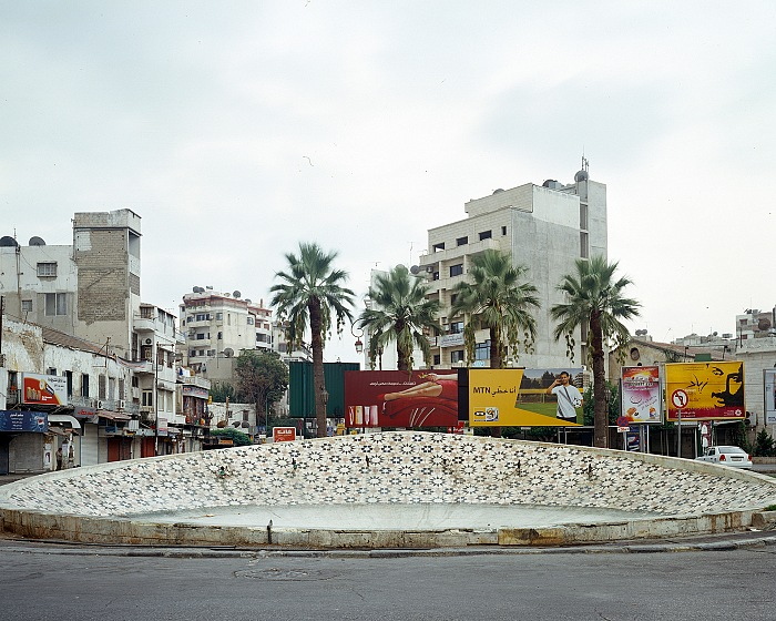 Hrair Sarkissian, Execution Squares, 2008. Stampa a getto d'inchiostro d'archivio, 60,5x77,4 cm. Courtesy Kalfayan Galleries, Athens – Thessalonik