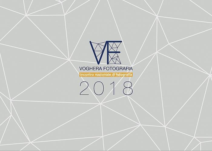 La copertina del catalogo di Voghera Fotografia 2028.