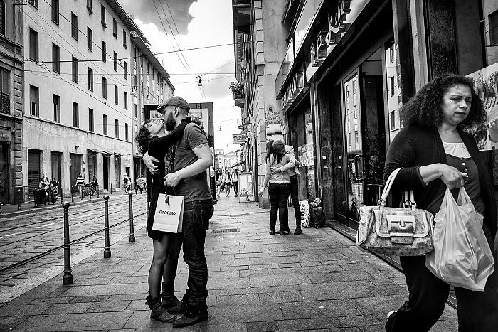 Diego Bardone, dalla mostra Amatevi, idioti!. © Diego Bardone.