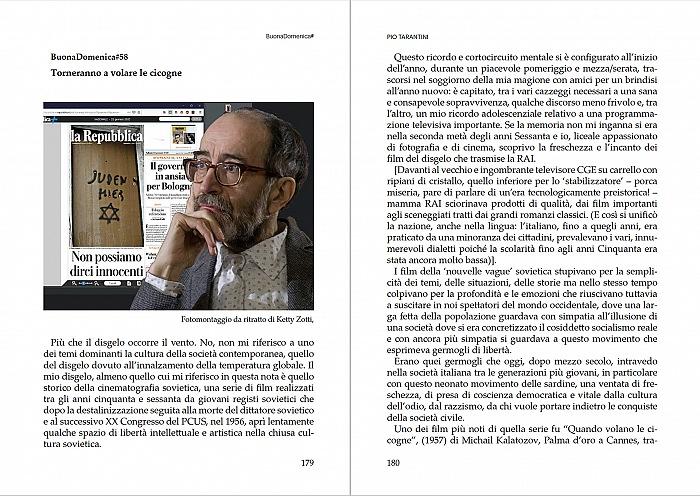 Dal libro BuonaDomenica#. Appunti di un fotografo, perplesso, nel gran circo del mondo, Oberon Media, Milano, 2020.