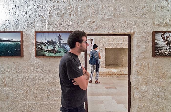 Dalla mostra 6th Continent di Mattia Insolera. © Mattia Insolera.