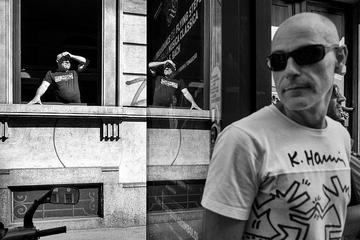 Dalla mostra Streettando in Milano di Diego Bardone. © Diego Bardone.