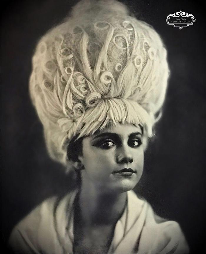 Bride dalla mostra Argentica di Dennis Ziliotto. © Dennis Ziliotto.
