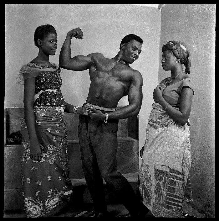 Jean Depara, L'Apollon, série Day in Kinshasa, 1955-1965. © Jean Depara/Revue Noire.