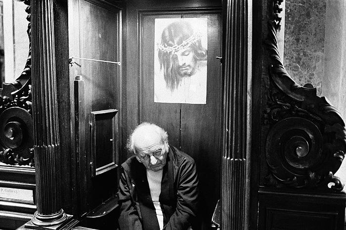 Dalla mostra E il mio sguardo si addolcisce di Umberto Verdoliva. © Umberto Verdoliva.