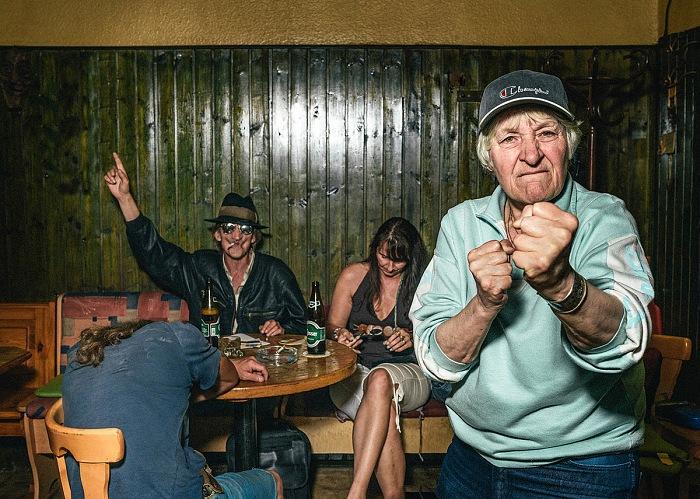 Klaus Pichler, dalla serie Golden Days Before They End, il lavoro vincitore dell'edizione 2016 del Premio Internazionale Happiness On The Move. © Klaus Pichler
