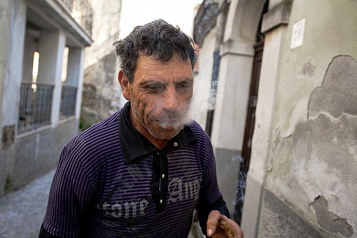Gianfranco Ferraro, dal progetto Il signor Sindaco e la Città futura, Riace. © Gianfranco Ferraro.