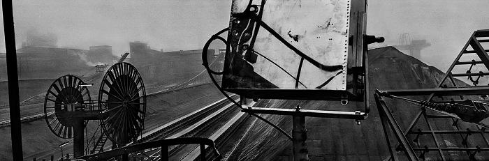 Josef Koudelka, Area di omogeneizzazione, Sollac, Dunkerque, Francia, 1987. © Josef Koudelka/Magnum Photos