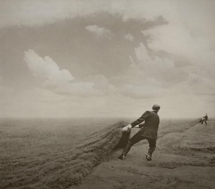 Shana & Robert Parkeharrison, Reclamation dalla mostra Un monde irréel in esposizione al Végétarium nell'ambito di Festival Photo La Gacilly 2018. © Shana & Robert Parkeharrison