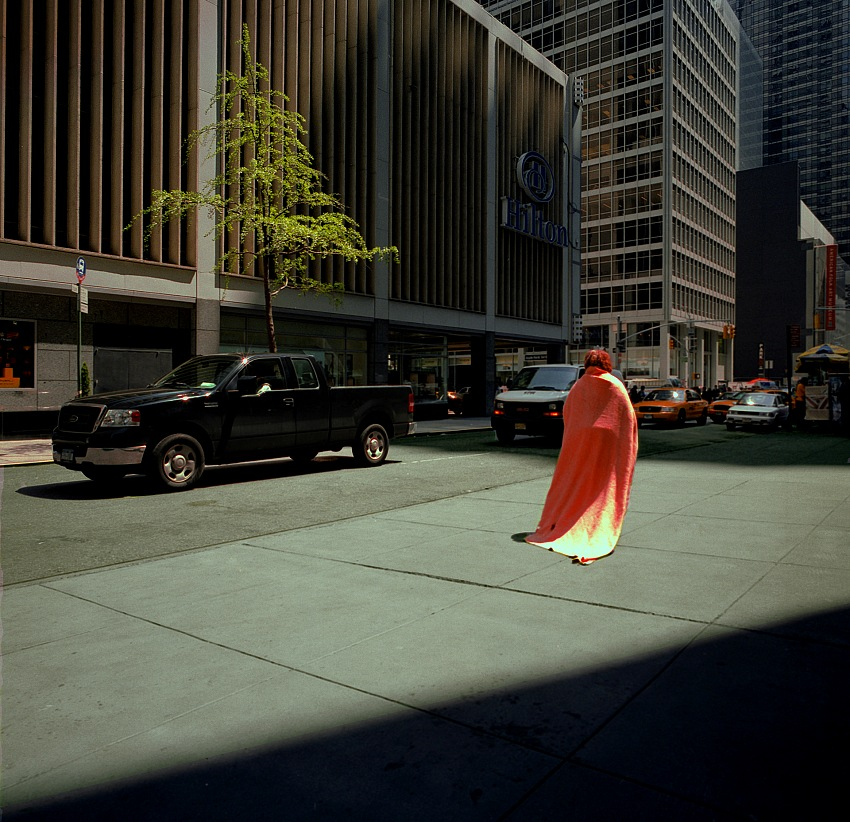 Avenue of Americas, New York, 2010. © Carlo Garzia.