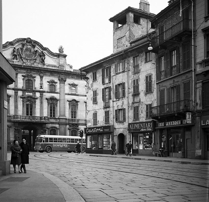 Virgilio Carnisio, dal libro fotografico Virgilio Carnisio. L'archivio, la vita, il mondo. 1958/2018 Fotografie. © Virgilio Carnisio.