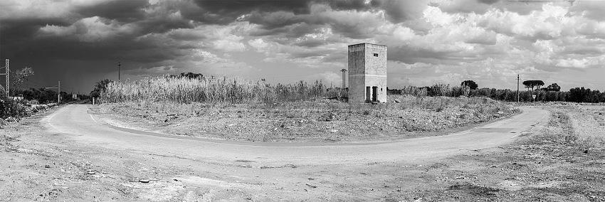 Marco Sacco, dal libro fotografico Appia. Work in progress. © Marco Sacco.