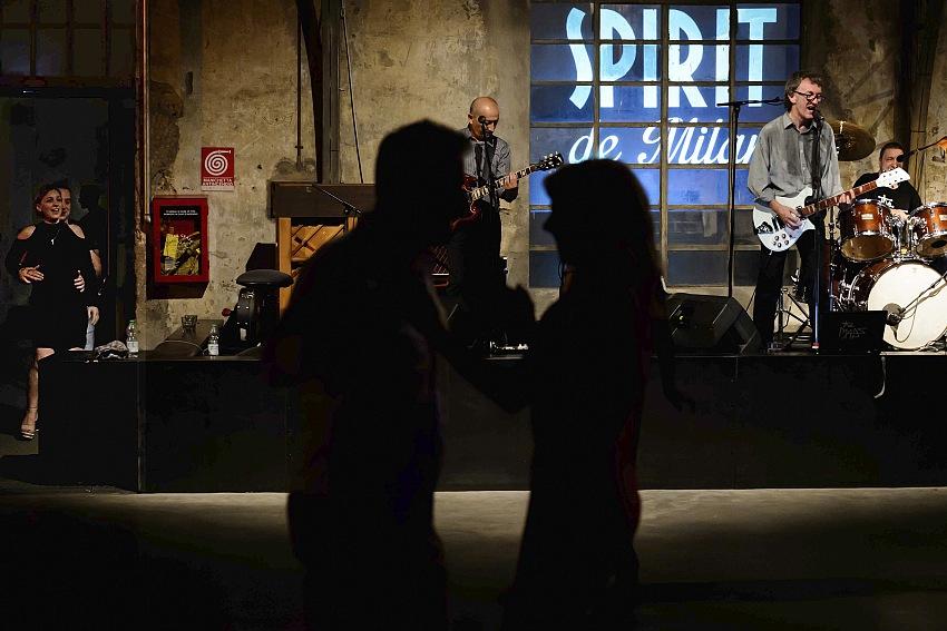Stefano Parisi, The Mads allo Spirit de Milan, Milano 2018. © Stefano Parisi.