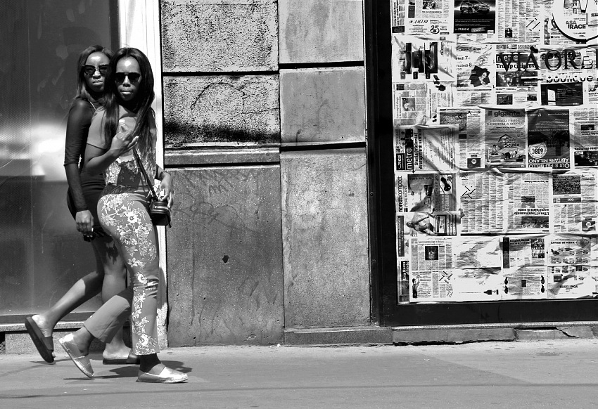 Giuliano Leone, da Human Clues - indizi umani. © Giuliano Leone.