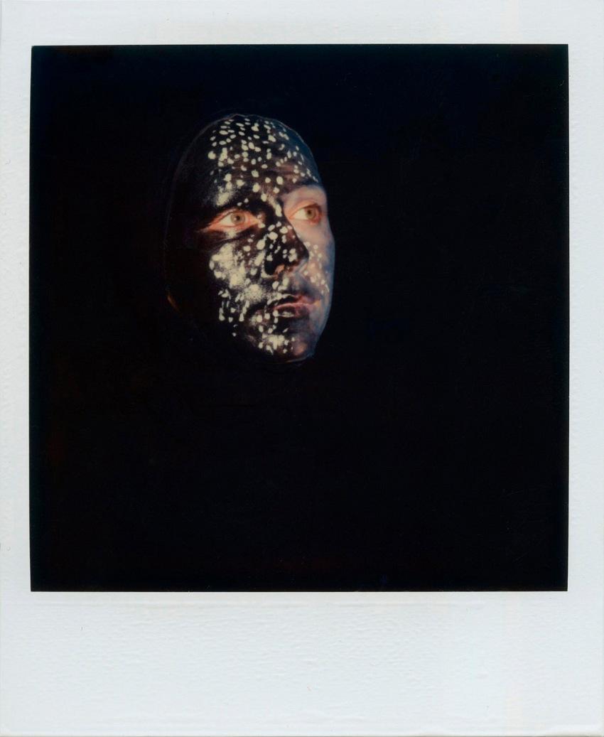 Renzo Basora, Polaroid, dalla serie SX 70. © Renzo Basora