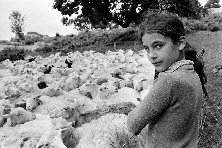 Fausto Giaccone, Sardegna, Barbagia, 1975. © Fausto Giaccone.