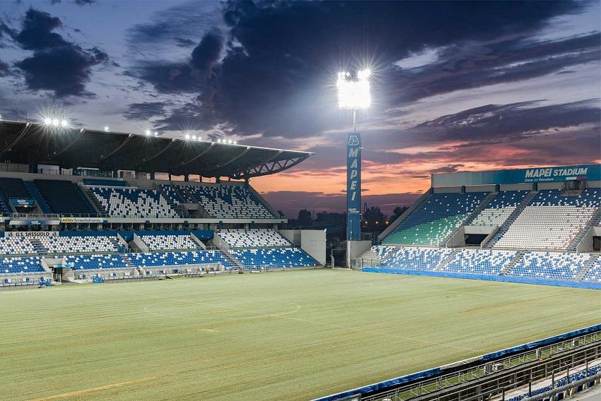 Luca Gilli, Stadio Mapei, Reggio Emilia. © Luca Gilli.