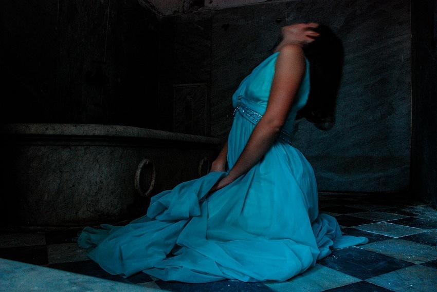 Paola Spencer, dal progetto La bellezza nell'aria. © Paola Spencer.