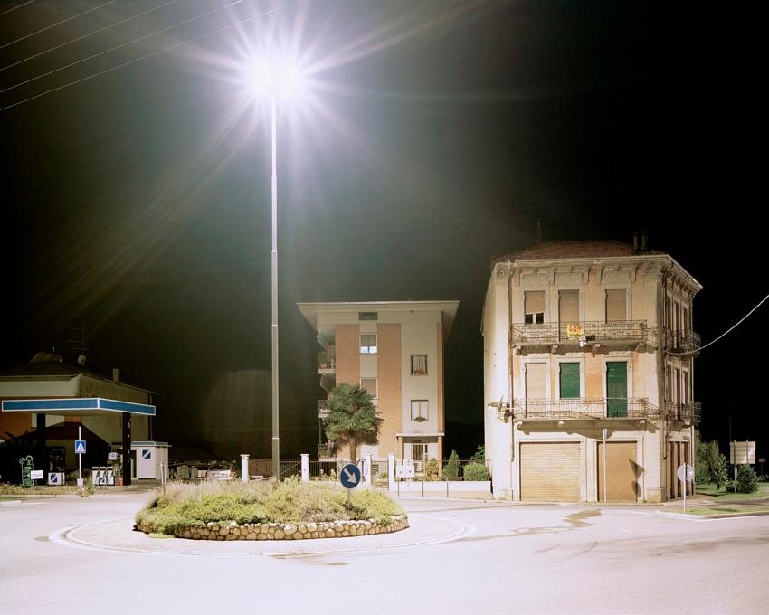 Fulvio Bortolozzo, Brusnengo dal libro Sole Nero. © Fulvio Bortolozzo.